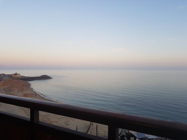 Panoramic seaviews
