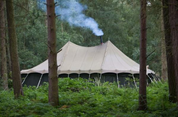 lodge tent sleeps up to 6