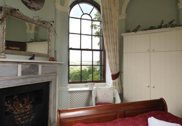 Temple Folly Bedroom with Views