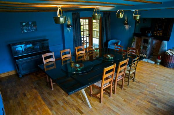 dining room by day