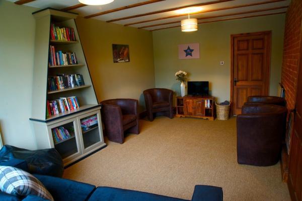 sitting room space