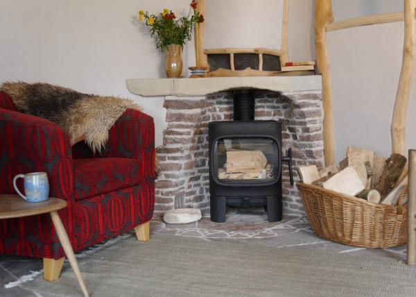 Cosy wood burner