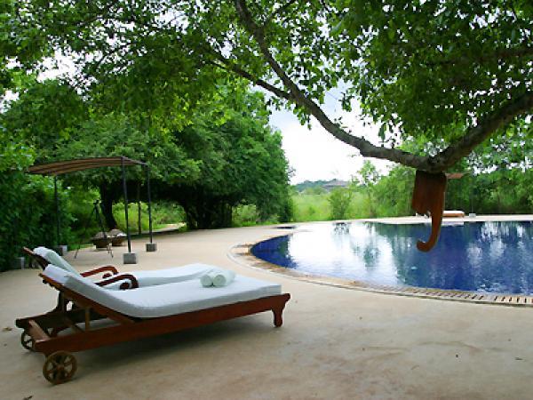 pool at Elephant Corridor