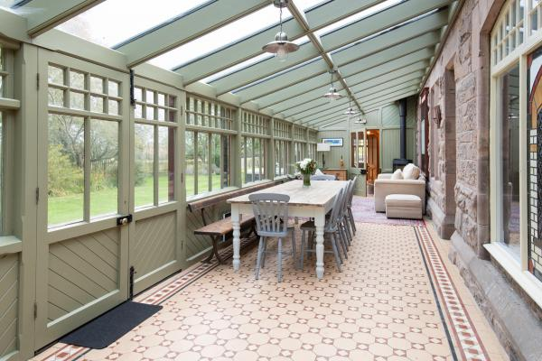 Extensive conservatory