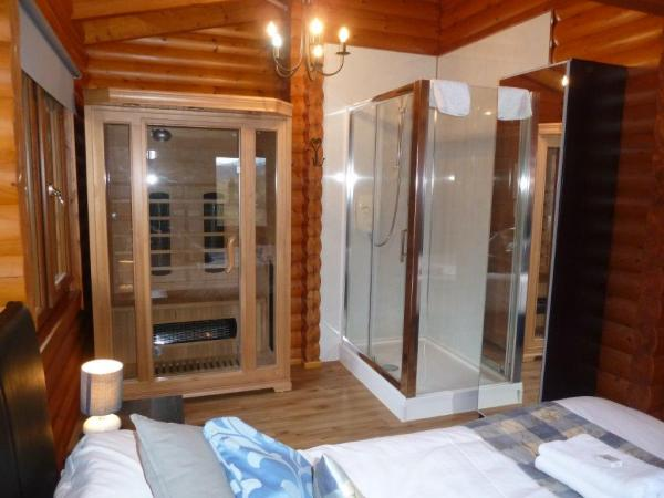 Benearb 2 person cabin with sauna