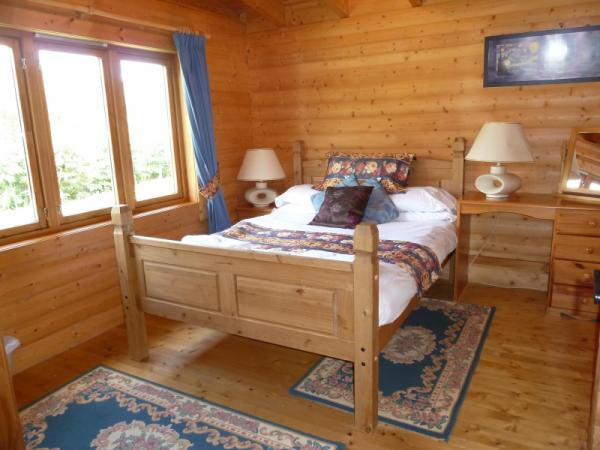 Cragdhu Double bedroom