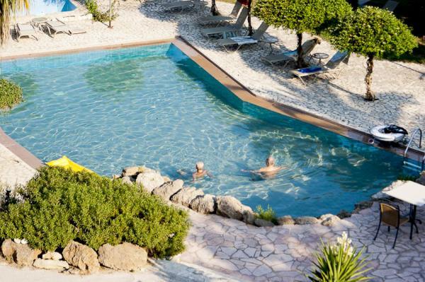 Nudist Resort filmer panorama Berghain