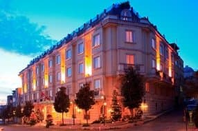 boutique museum hotel Eresin Crown