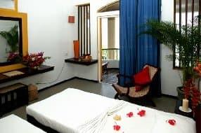 room at Ayurveda Paragon