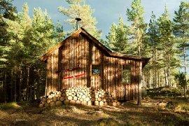 Woodmans Hut