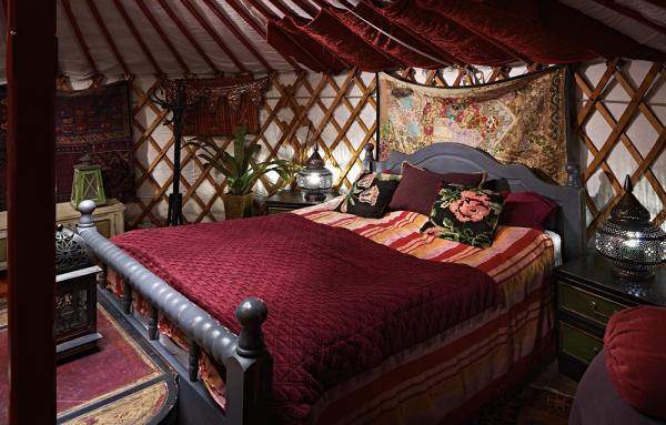 The Love Yurt