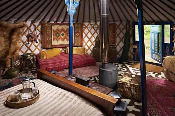 Dragon Yurt