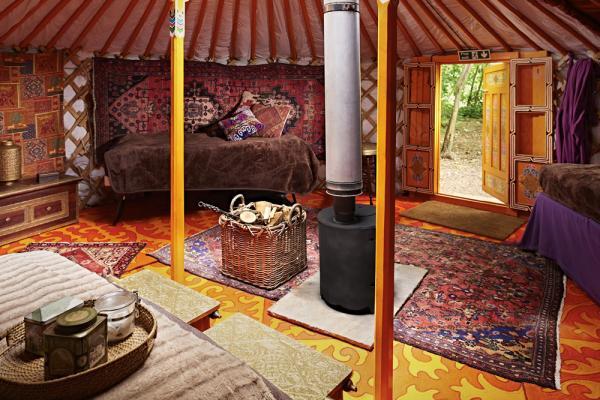 Maharajas Yurt