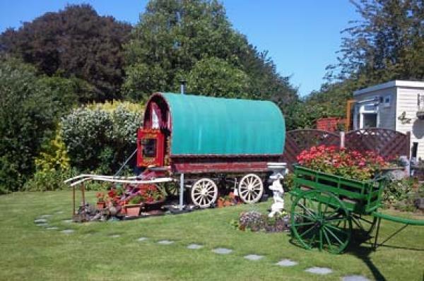 gypsy wagon for 2