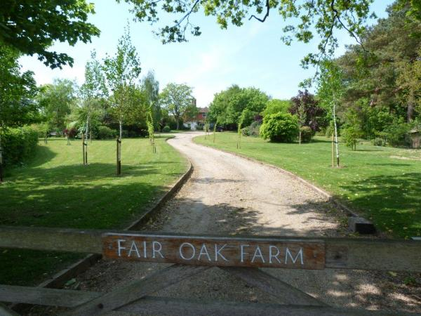 Fair Oak Farm Entrance