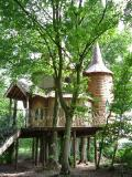 the magical Treehouse Suite