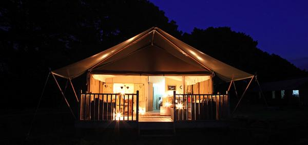 glamping for families