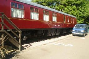 Glenfinnan sleeping car