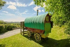 Romany Rose Gypsy Caravan