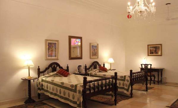 Alsisar Mahal Double Room