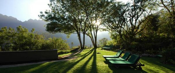 only hotel adjacent to Machu Picchu