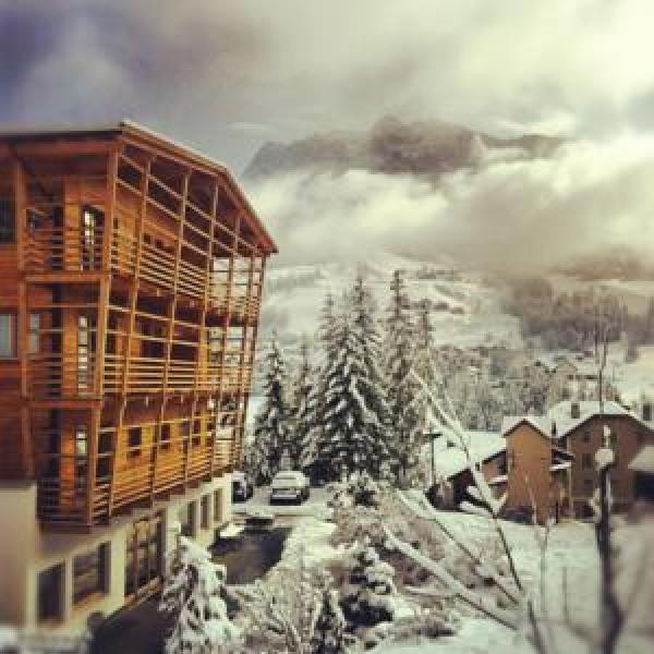 great hotel for skiers