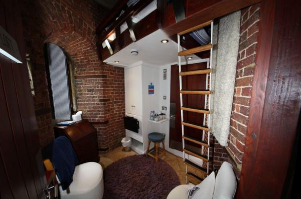 Loft Keepers Room