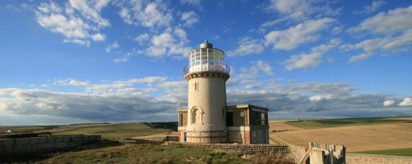 lighthouse near Beachy Head