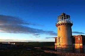 lighthouse near Beachy Head