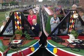 Duke and Duchess narrowboats