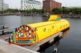 inside The Yellow Submarine