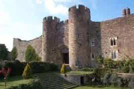 Amberley Castle hotel