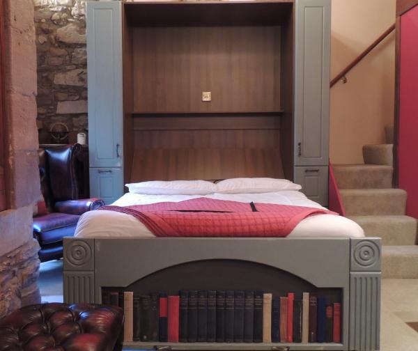 charming open plan interior