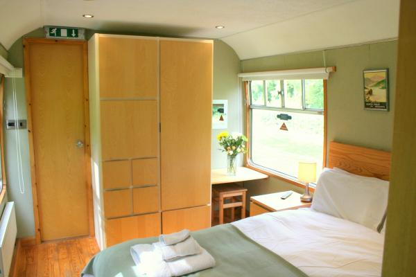 Carriage 2, bedroom double