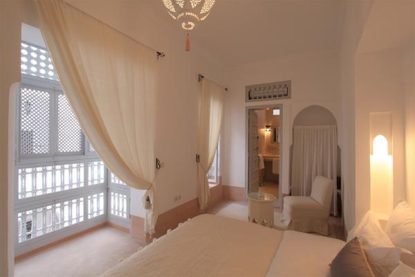 guest room at Riad Chi Chi