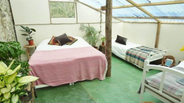 dorm style accommodation