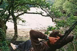 Relaxing in Hammock Village