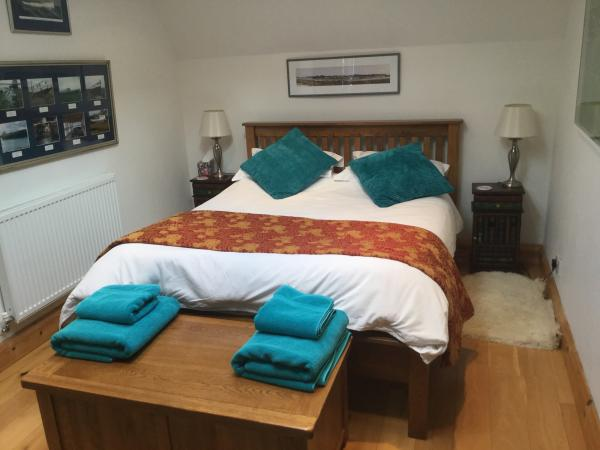double bedroom for guests
