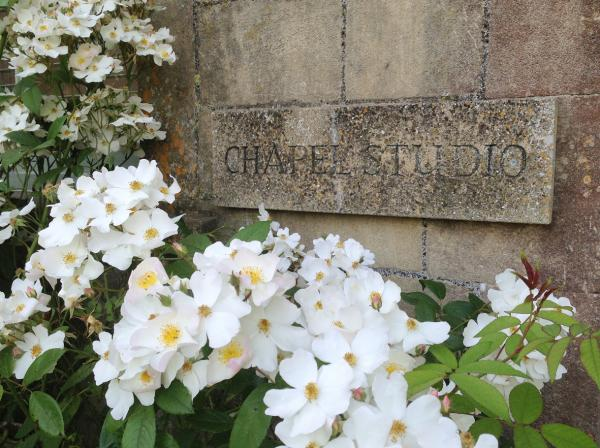 The Chapel Stone Plaque