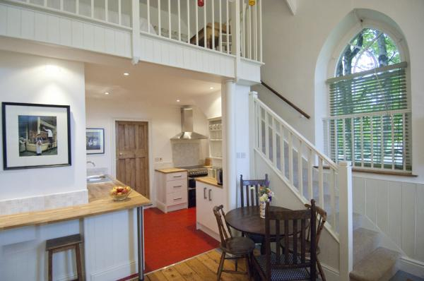 The Chapel Kitchen/Dining