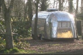 airstream caravan accom