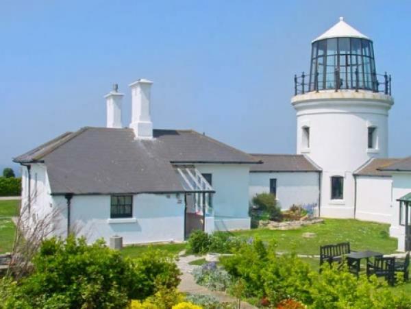 lighthouse cottage Portland Bill