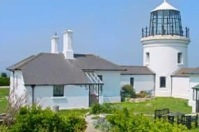 lighthouse cottage Portland Bill
