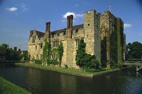historic Hever Castle