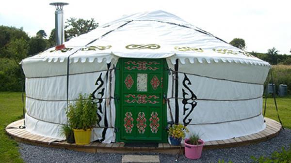 yurt holiday vouchers