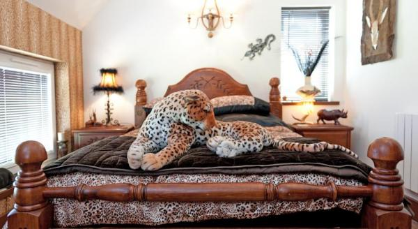double room at Llamas Pyjamas