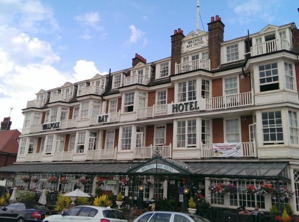 Walpole Bay Hotel Restaurant