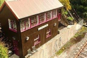 The Signal Box accommodation