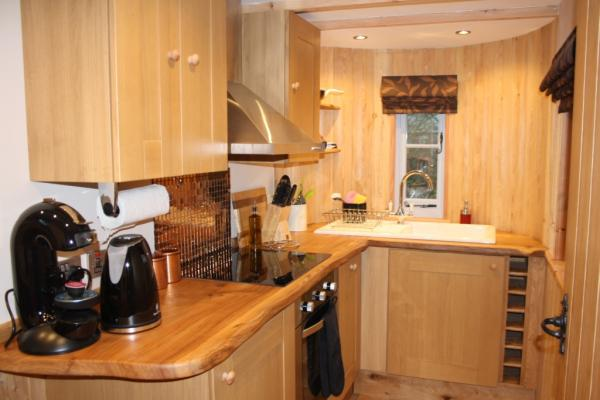 kitchen in Treetops