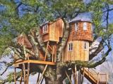 self catering treehouse